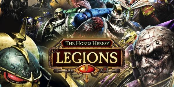 Карточная игра The Horus Heresy: Legions по вселенной Warhammer 40K готовится к выходу