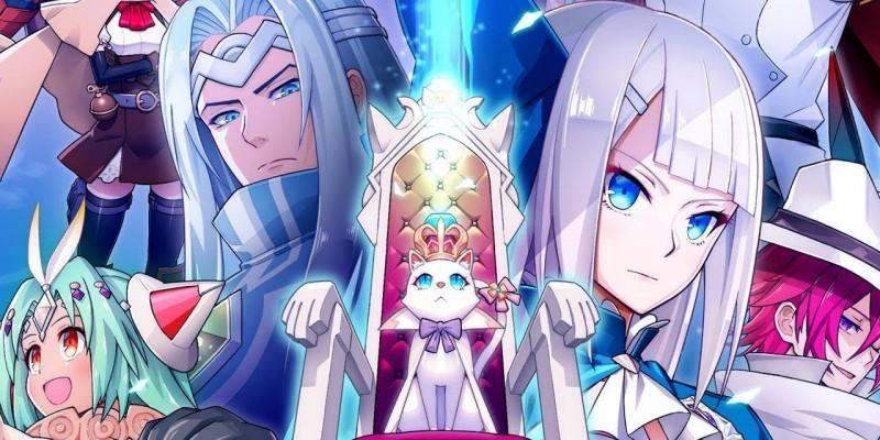 Анонс оригинальной пошаговой RPG MEOW:Mystic Emissary Of Wonder