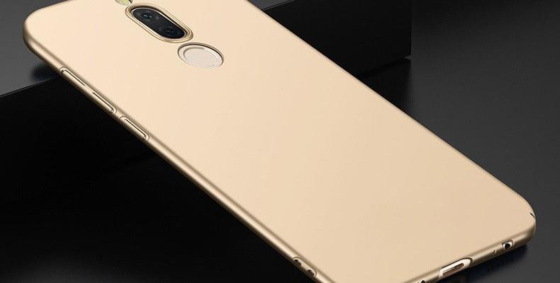 Смартфон Huawei Mate 20 Lite появился на официальных рендерах