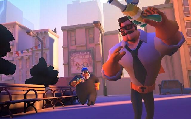 Многопользовательский VR-шутер Slightly Heroes выходит на Android