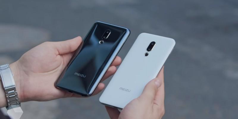 Смартфон Meizu 16X получил 165 тысяч баллов в бенчмарке AnTuTu
