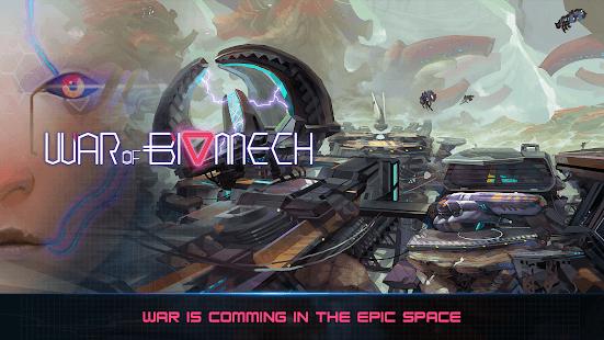 War of BioMech - полноценная мобильная стратегия выходит на Android в тестовом режиме