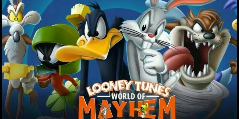Looney Tunes: World of Mayhem - RPG со знакомыми персонажами