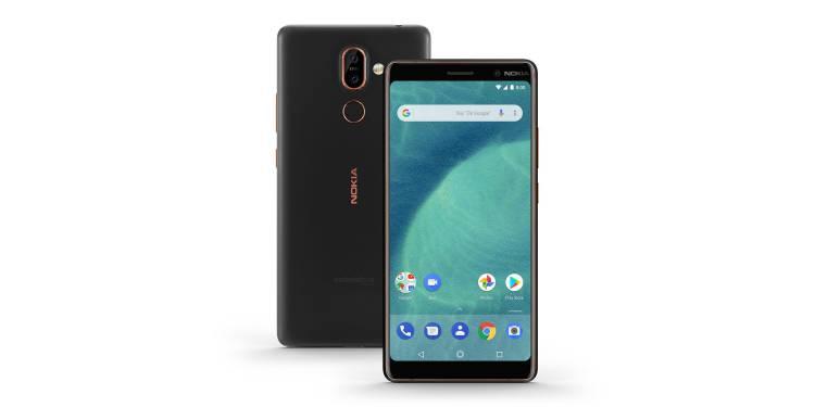 Nokia начинает обновлять свои смартфоны до Android 9 Pie