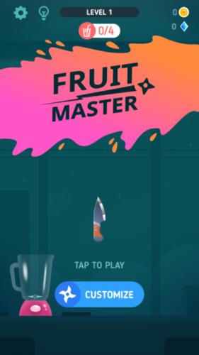 Fruit Master — фруктовый тайм-киллер от Ketchapp