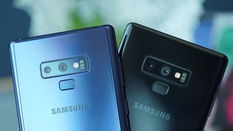 Дисплей Samsung Galaxy Note 9 признан лучшим из существующих