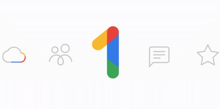 Облачный сервис Google One запущен официально