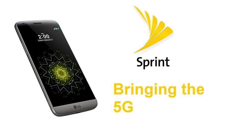LG выпустит смартфон с поддержкой 5G в начале 2019 года