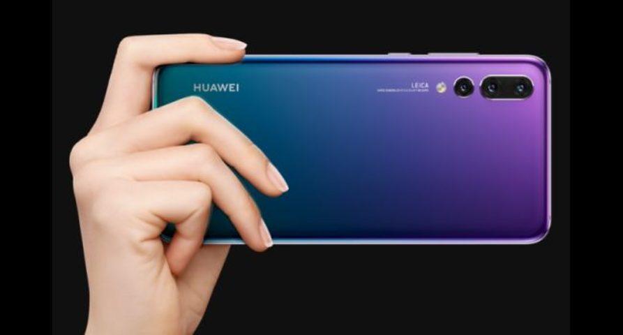 Huawei представит два новых цвета для Huawei P20 Pro