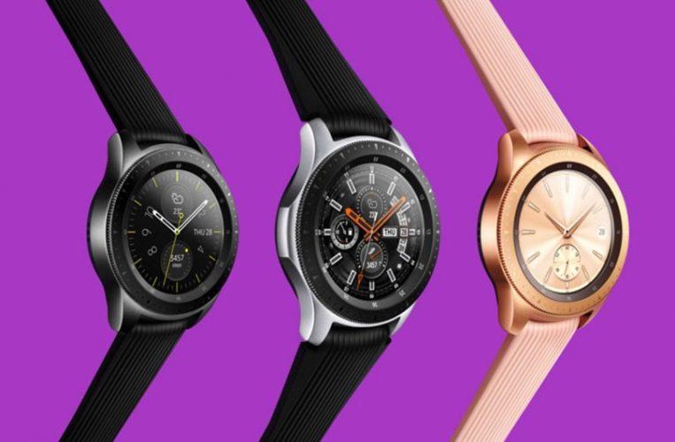Samsung представил новое поколение умных часов Galaxy Watch с защитой IP68
