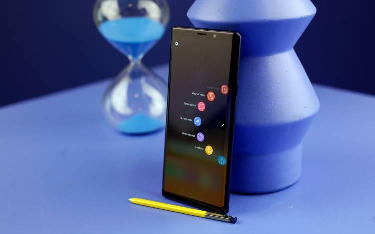 Samsung продолжит развивать линейку смартфонов Note