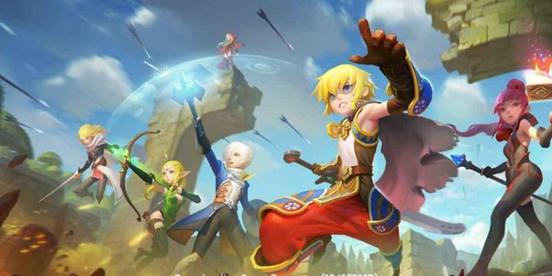 Популярная MMORPG Dragon Nest M получила поддержку русского языка