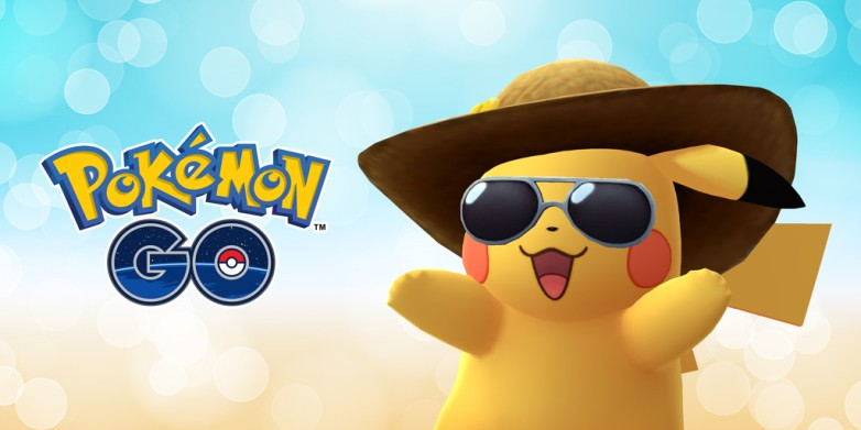 Pokemon GO официально вышла в российских App Store и Google Play