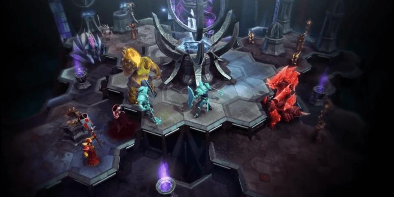 Создатель X-COM представил тактическую игруChaos Reborn: Adventures для iOS