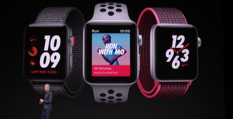 Apple представилаWatch Series 4:новое поколение умных часов