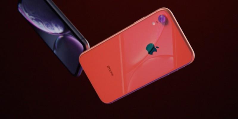 Apple представила разноцветный iPhone XR с LCD-дисплеем и одной камерой