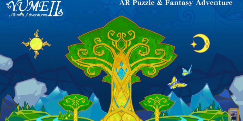 ГоловоломкаYuME II: Alice's Adventures вышла в App Store раньше намеченного срока