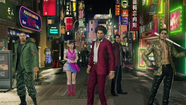 Игровые трейлеры Yakuza Online и немного геймплея
