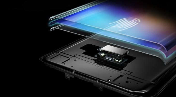 Samsung готовит смартфон Galaxy P30 со сканером отпечатков в дисплее