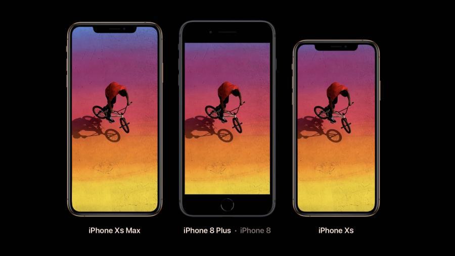 Фото iPhone Xs iPhone Xs Max