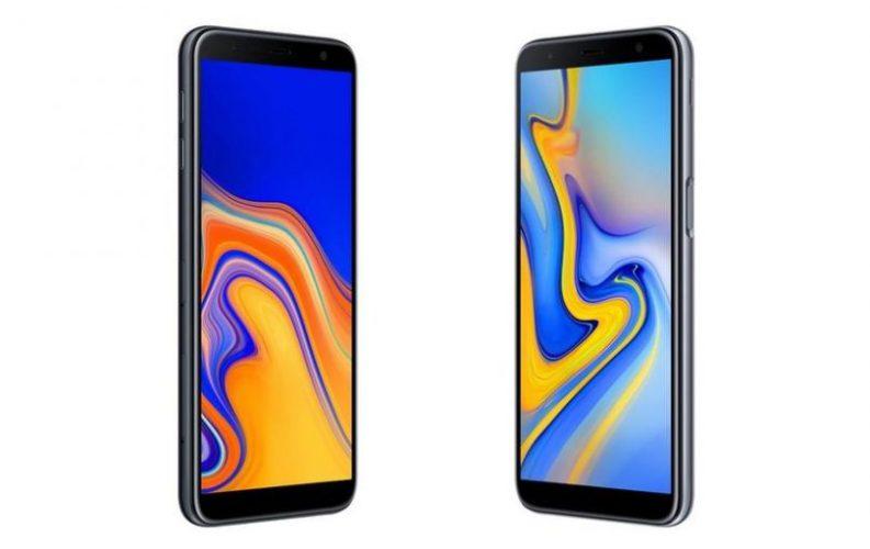 Samsung представила бюджетные смартфоны Galaxy J4+иGalaxy J6+