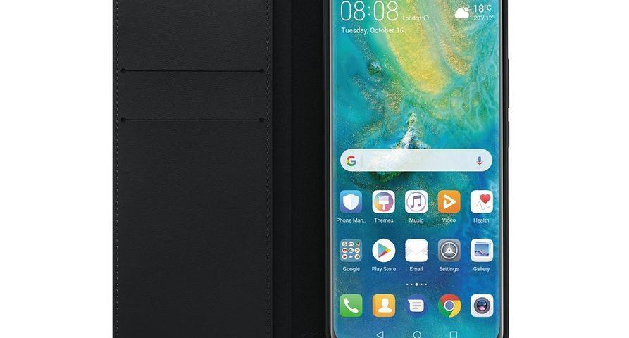 Huawei Mate 20 Pro с тройной камерой появился нарендерах