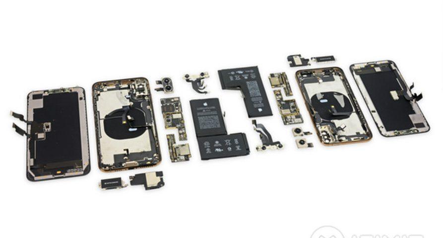 Специалисты iFixit оценили ремонтопригодность iPhoneXS иXS Max