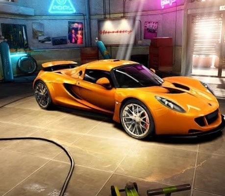 Новый сезон в Asphalt 9: добавлены клубные гонки и новые автомобили
