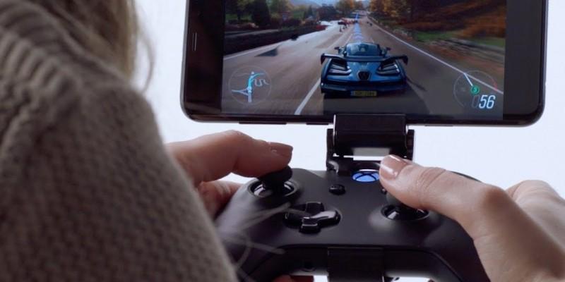 Microsoft анонсировалаProject xCloud для стриминга игр с Xbox One на мобильные устройства