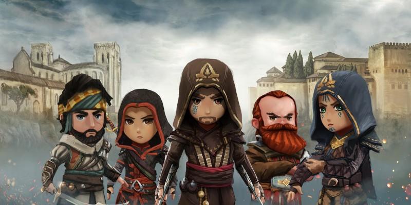Анонс мобильной RPG Assassin's Creed Rebellion. Предварительная регистрация уже доступна