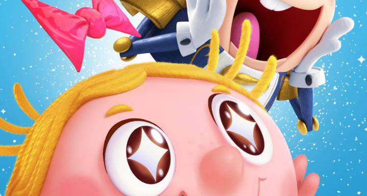 Вышла новая головоломка Candy Crush Friends Saga: трехмерная графика и множество режимов игры