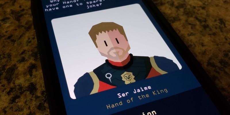 """Reigns: Game of Thrones - карточная игра по сюжету """"Игры престолов"""" вышла на мобильных"""