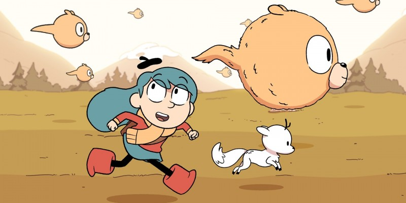 Hilda Creatures: игра по мотивам комикса и мультсериала вышла на iOS