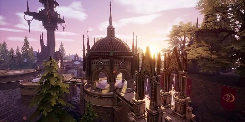 Tencent представила красивый трейлер новой MMORPG Code: Eva