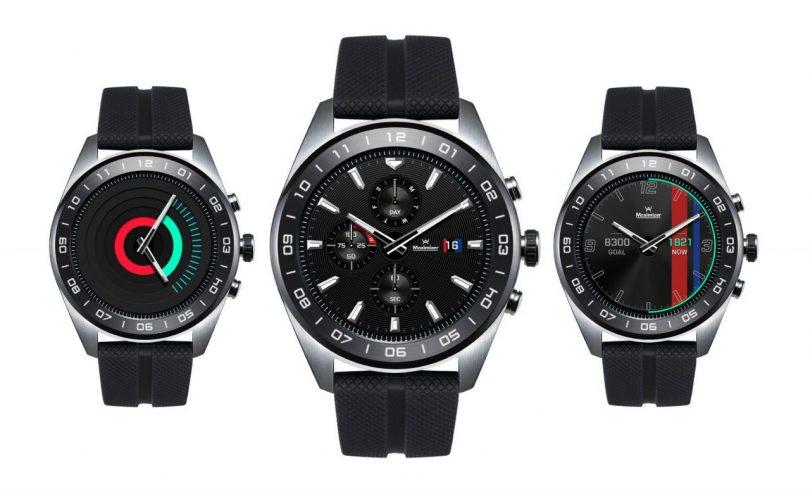 LG WatchW7: гибридные смарт-часы поцене $449