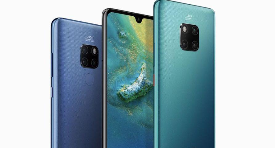 Huawei Mate 20 Pro стал самым производительным Android-смартфоном