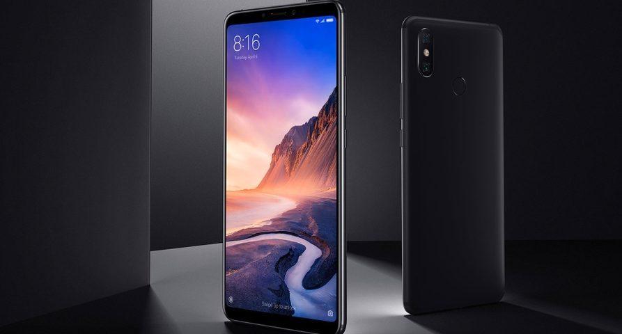 Xiaomi представила гигантский MiMax 3 поприятной цене