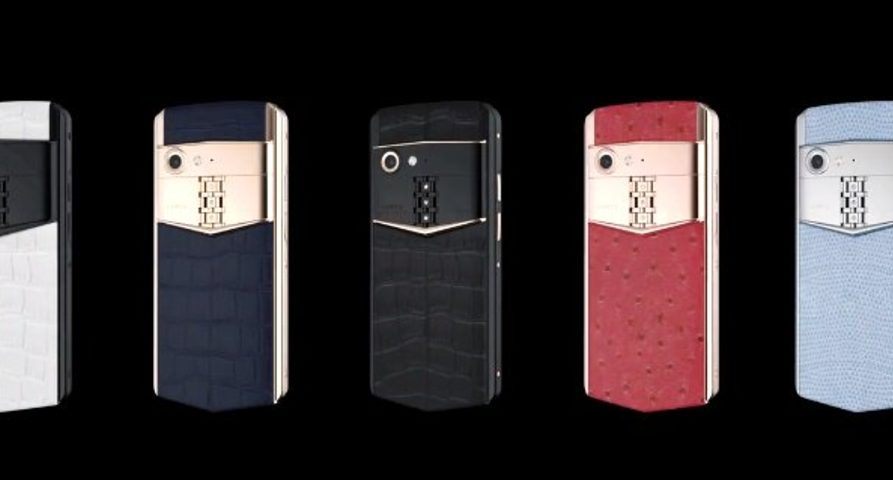 Представлен премиальный смартфон Vertu Aster P