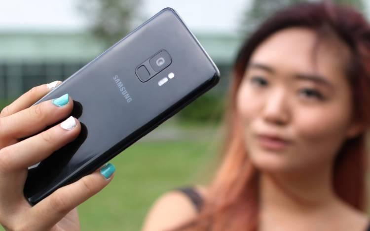 Вышло важное обновление для Samsung Galaxy S9 и S9+