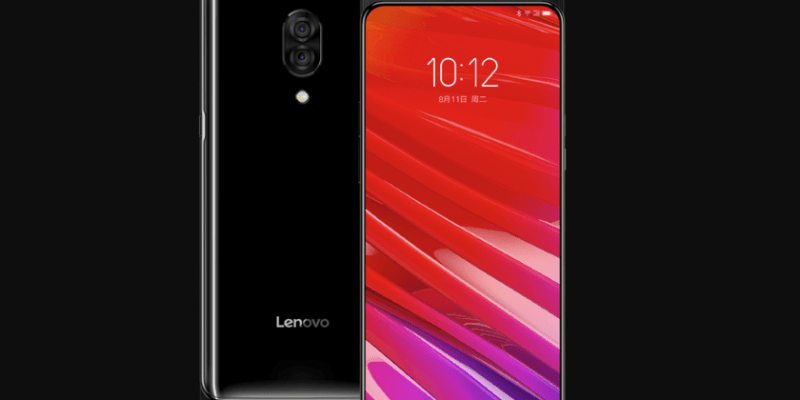 Lenovo представила доступный слайдер Z5 Pro с процессором Snapdragon 710
