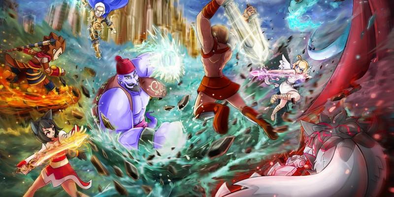 Rumble Arena: на мобильных вышел клон Super Smash Bros.