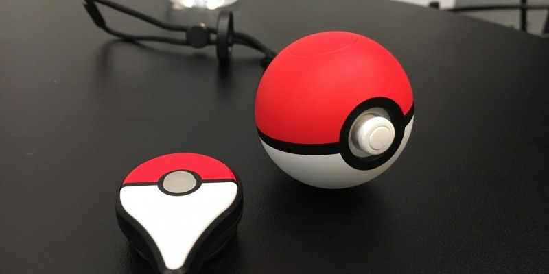 Nintendo рассказала о возможностях контроллера Poke Ball Plus для игры Pokemon Go