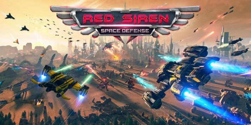 Футуристический шутер Red Siren с крутой графикой и геймплеем вышел на мобильных