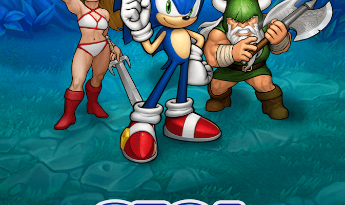 SEGA Heroes - головоломка три-в-ряд с персонажами из игр SEGA