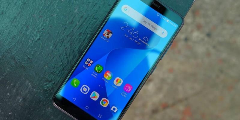 Игровой смартфон Asus Zenfone Max Pro M2 представят 11 декабря
