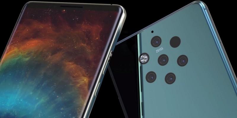 Смартфоны Nokia 8.1 Phoenix и Nokia 9 PureView покажут в начале декабря