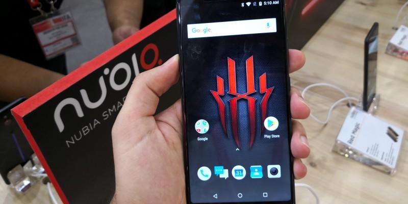 Мощный игровой смартфон Nubia Red Magic Mars представят в конце ноября