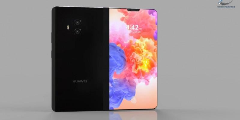 Huawei покажет сгибаемые смартфоны на MWC 2019