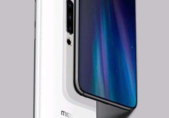 Смартфон Meizu 16S появился на качественных рендерах