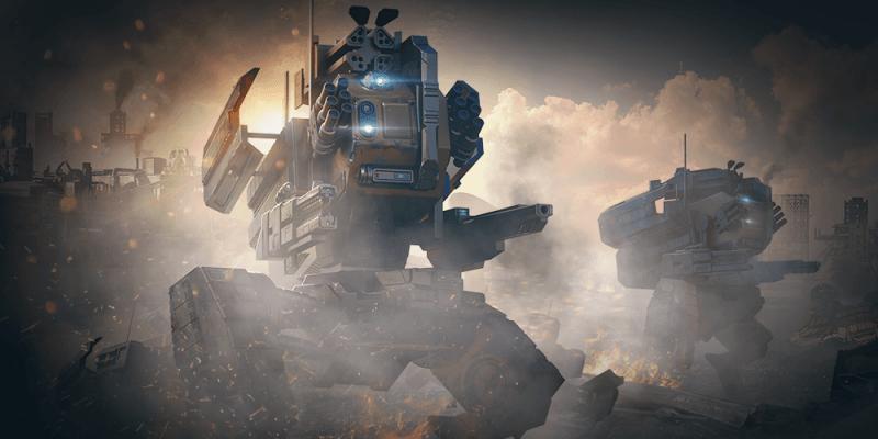 Мультипользовательский экшенWWR: World of Warfare Robots вышел на Android